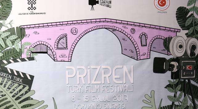 """Prizrende düzenlenen """"Türk Film Festivali"""" başladı"""