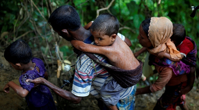Çin, 3 bin Arakanlının dönüşü için Myanmarla anlaşmaya çalışıyor