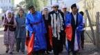 Kırgızlar düğün geleneklerini yaşatıyor