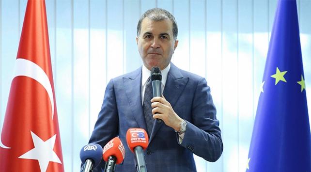 AB Bakanı Çelikten Sigmar Gabrielin açıklamasına tepki