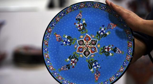 Kütahya çinisi UNESCOda tanıtıldı