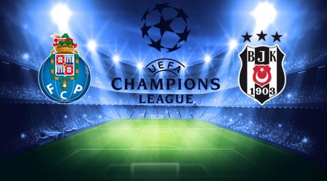 Beşiktaş, Porto deplasmanında