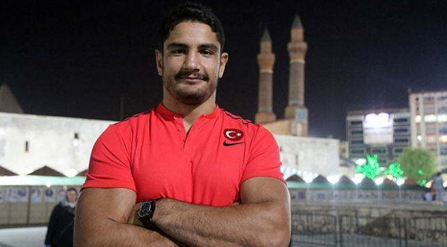 Taha Akgülün hedefi 3 olimpiyat şampiyonluğu