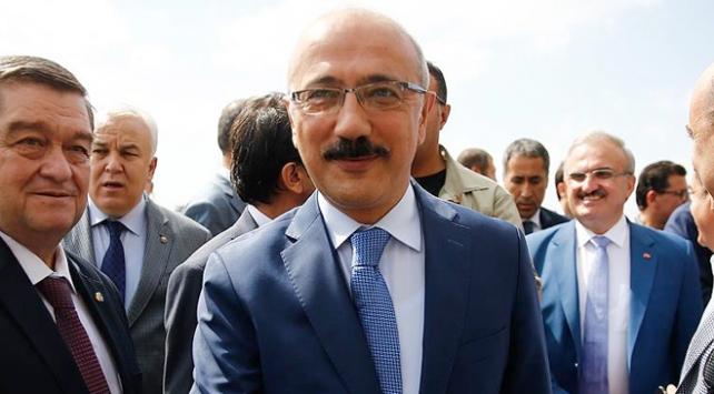 Kalkınma Bakanı Elvan: Ekonomimiz adeta düşman çatlatıyor