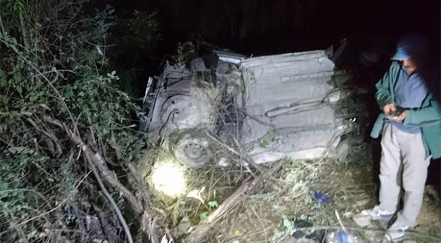 Erzincandaki kazada hayatını kaybedenlerin kimliği belirlendi