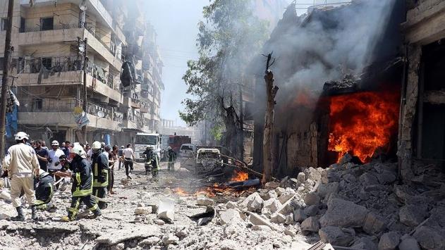 """Suriyedeki """"Savaşın Bedeli"""" 226 milyar dolar"""