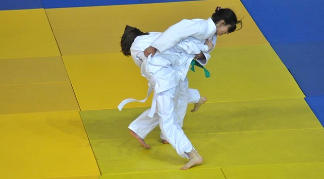 Genç judocuların Avrupa sınavı