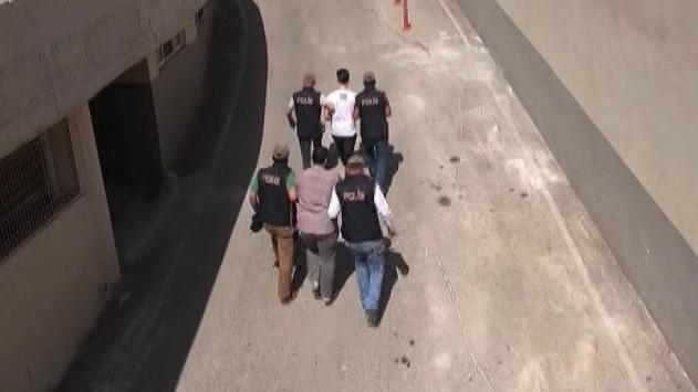 DEAŞın canlı bombası Gaziantepte yakalandı