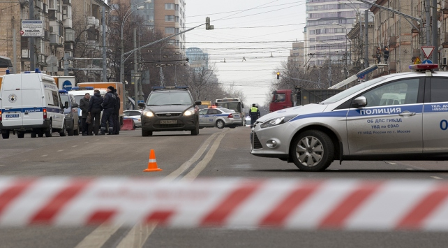 Rusyada bomba ihbarları sebebiyle 20 binden fazla kişi tahliye edildi