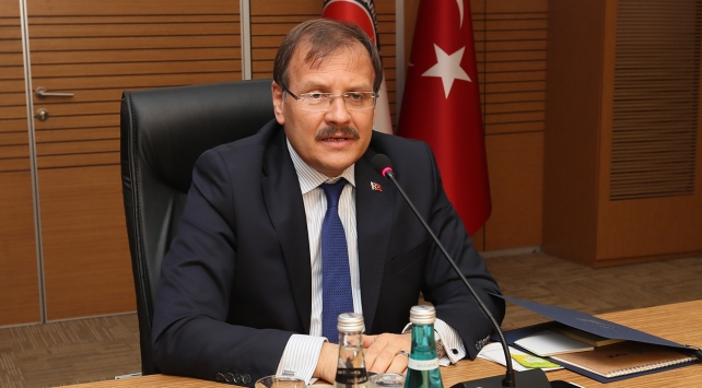 Çavuşoğlu, Arakana yapılan yardımlara ilişkin bilgi verdi