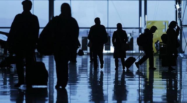 Avrupa havalimanlarında yolcu trafiği arttı