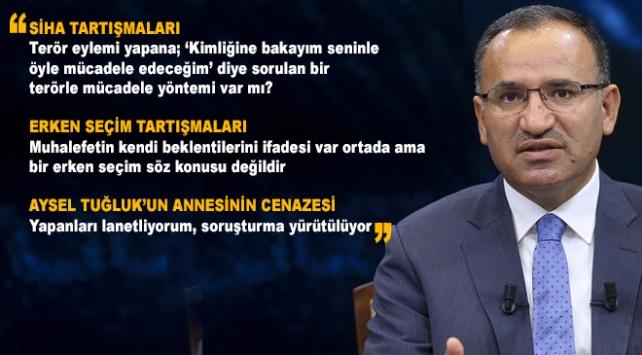 Başbakan Yardımcısı Bozdağ: Dünyanın neresinde görülmüş teröriste kimlik sorulduğu?