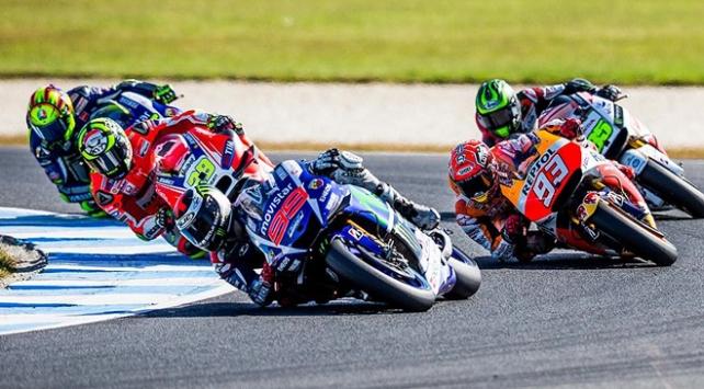 MotoGPde 2018 sezonu takvimi açıklandı