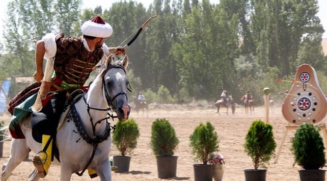 Atlı okçular finali Ankarada yapacak