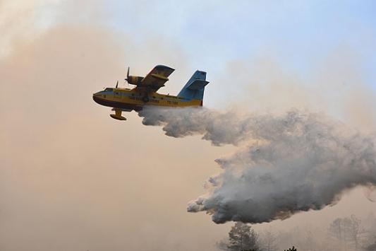 Bilecike sıçrayan orman yangını etkisini sürdürüyor