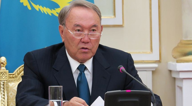 Nazarbayev: Suriyeye asker gönderebiliriz