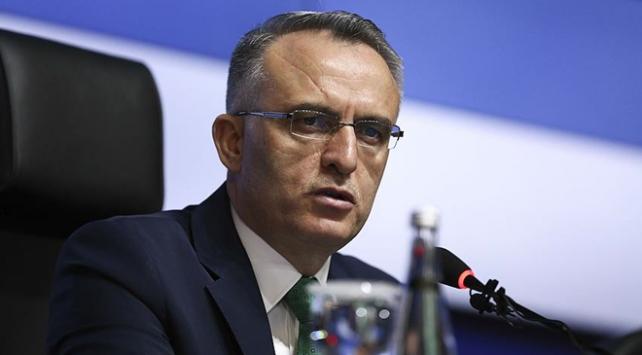 Maliye Bakanı Ağbaldan KDV açıklaması