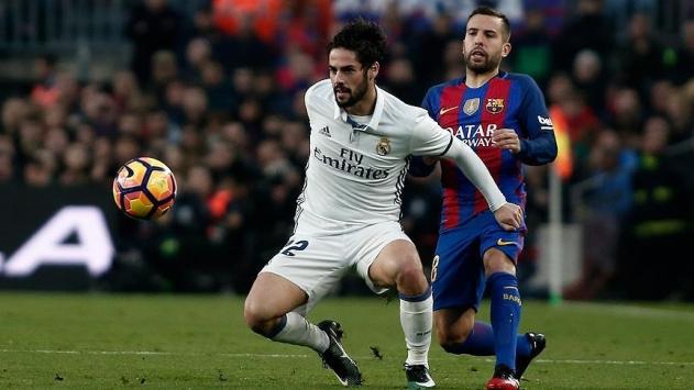 Real Madrid, Isconun sözleşmesini uzattı