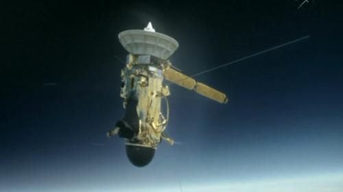 Uzay aracı CASSINI son dalışına hazırlanıyor