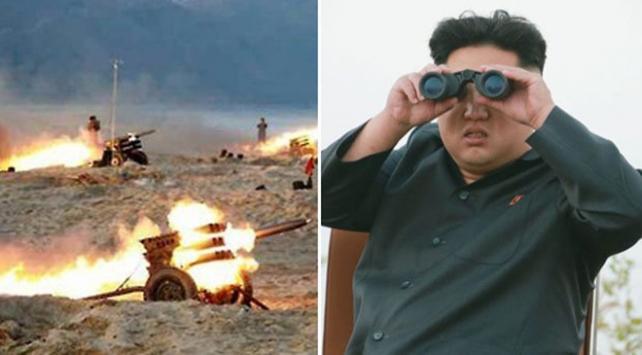 Kuzey Kore Ajansı: ABD toprakları kül ve karanlığa gömülmeli