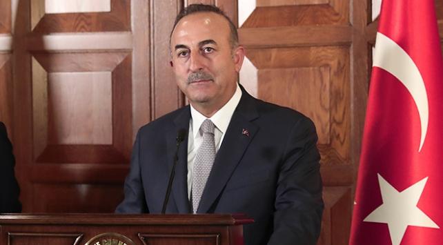 Dışişleri Bakanı Mevlüt Çavuşoğlu: Suriye Başkonsolosluğuna yazılı bildirimde bulunuyoruz