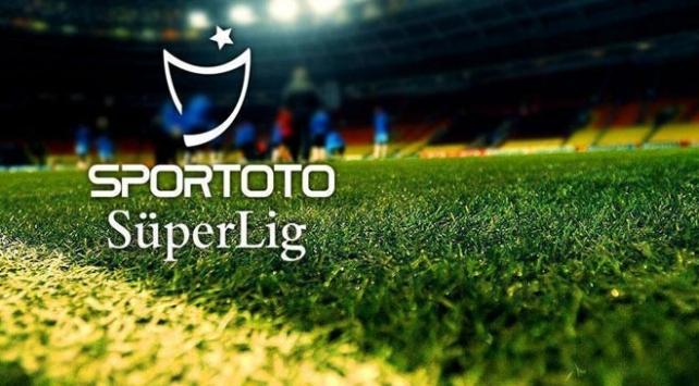 Süper Ligde 5. haftanın maç programı açıklandı
