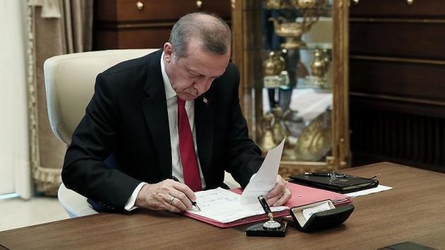 Cumhurbaşkanı Erdoğan, İstanbul Kent Üniversitesine rektör atadı