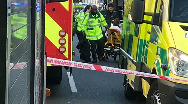 Londradaki saldırının 18 yaşındaki faili yakalandı