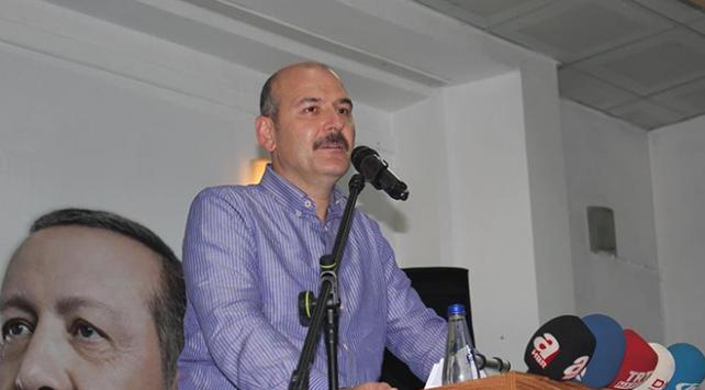İçişleri Bakanı Soylu, Trabzonda Polis Meslek Eğitim Merkezini ziyaret etti
