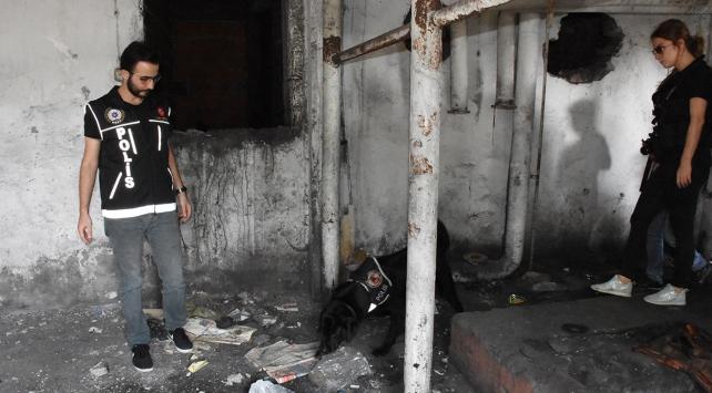 Zonguldakta asayiş ve narkotik uygulaması