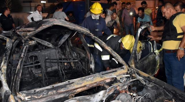 Kerkükte bomba yüklü araçla saldırı: 1 ölü 5 yaralı