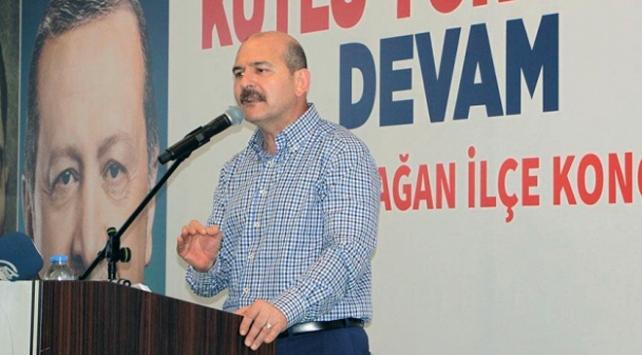 İçişleri Bakanı Soyludan Kılıçdaroğluna cevap