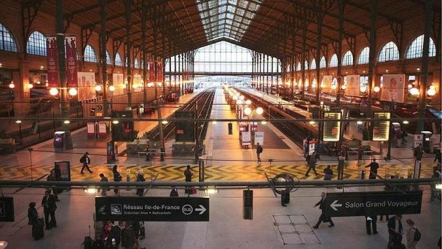 Fransada demir yollarında terör alarmı