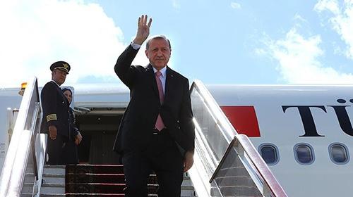 Cumhurbaşkanı Erdoğanın ABD ziyareti özel dosyalarla TRT Haberde