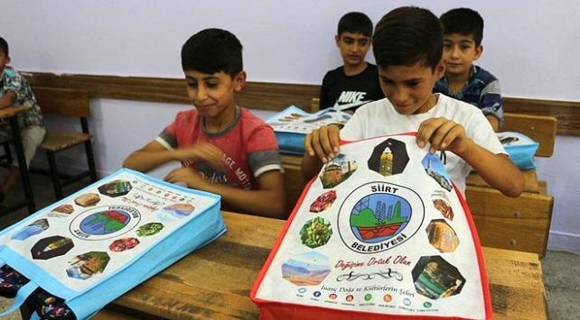 Görevlendirme yapılan belediyelerden eğitim seferberliği