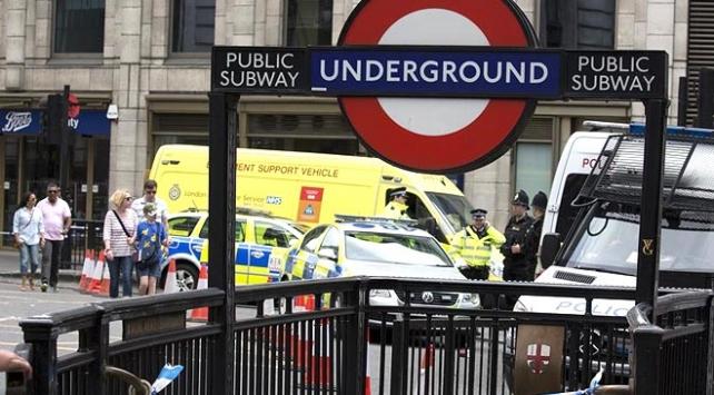 İngilterede terör tehdit seviyesi düşürüldü