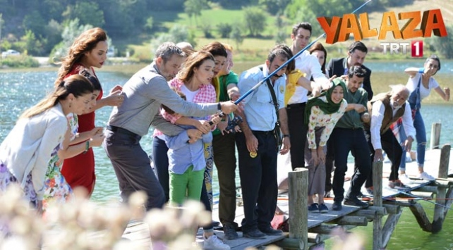 TRTnin yeni dizisi Yalaza ekranlara hızlı giriş yaptı