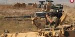 Irak sınırının sıfır noktasında tatbikat