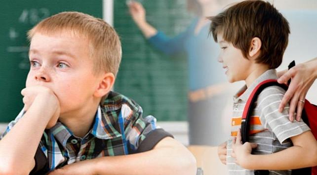 Okul korkusu 2 haftayı geçiyorsa dikkat!