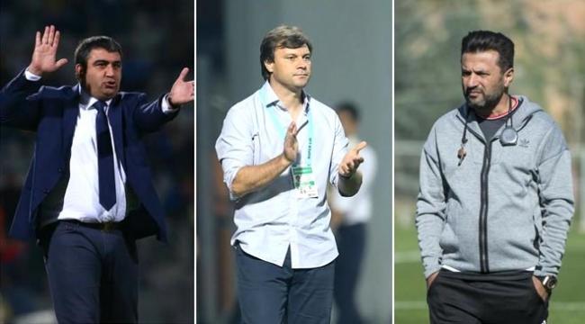 Süper Ligde 5 haftada 3 teknik direktör değişikliği