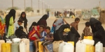 Yemende 2 milyona yakın insan evlerini terk etti!