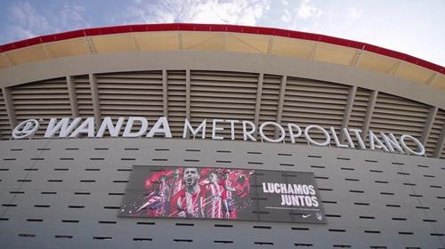 İşte Atletico Madridin yeni evi