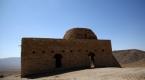 İranın kuzeyindeki tarihi ateş tapınağı