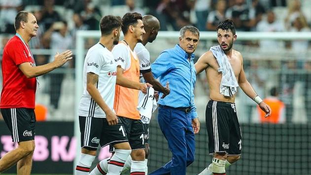 Beşiktaş, Güneşle en iyi başlangıcı yaptı