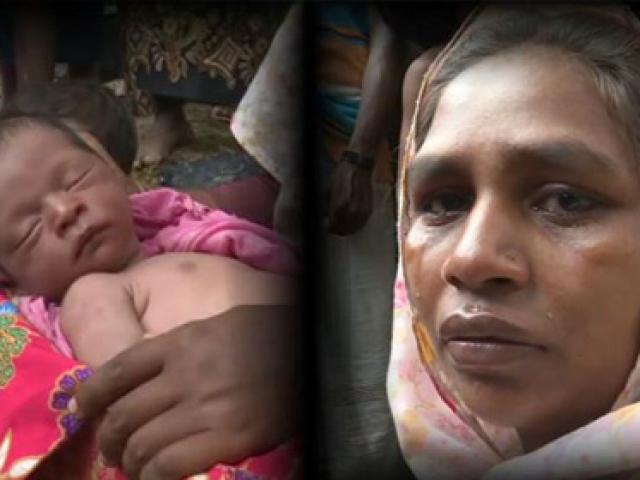 TRT Haber ekibi Bangladeşte kamplardaki Arakanlı Müslümanların dramını gözler önüne serdi