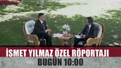 Milli Eğitim Bakanı İsmet Yılmaz Özel Röportajı TRT Haberde
