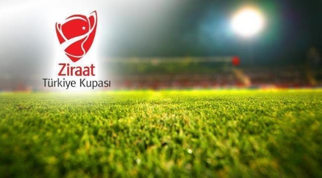 Ziraat Türkiye Kupasında 15 takım turladı