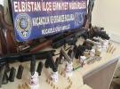 'Düğün magandalarına' silah operasyonu