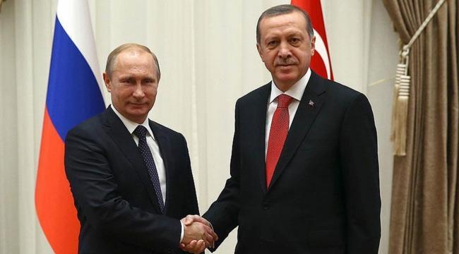 Cumhurbaşkanı Erdoğan ve Putin 28 Eylülde bir araya gelecek