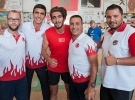 Fas'ta Türk sporculardan Türkiye rekoru